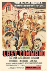 The Last Command 1955 DVD - Sterling Hayden / Ernest Borgnine